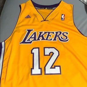 Dwight howard lakers jersey